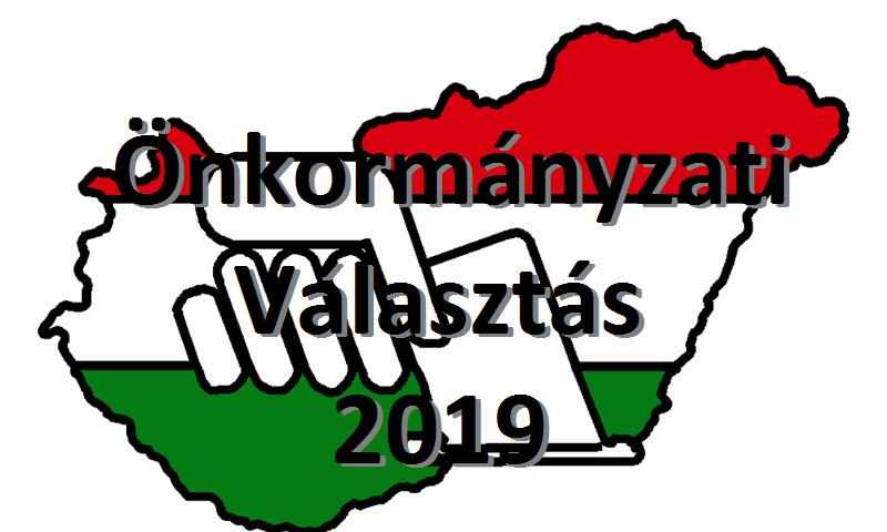 Önkormányzati választás – 2019