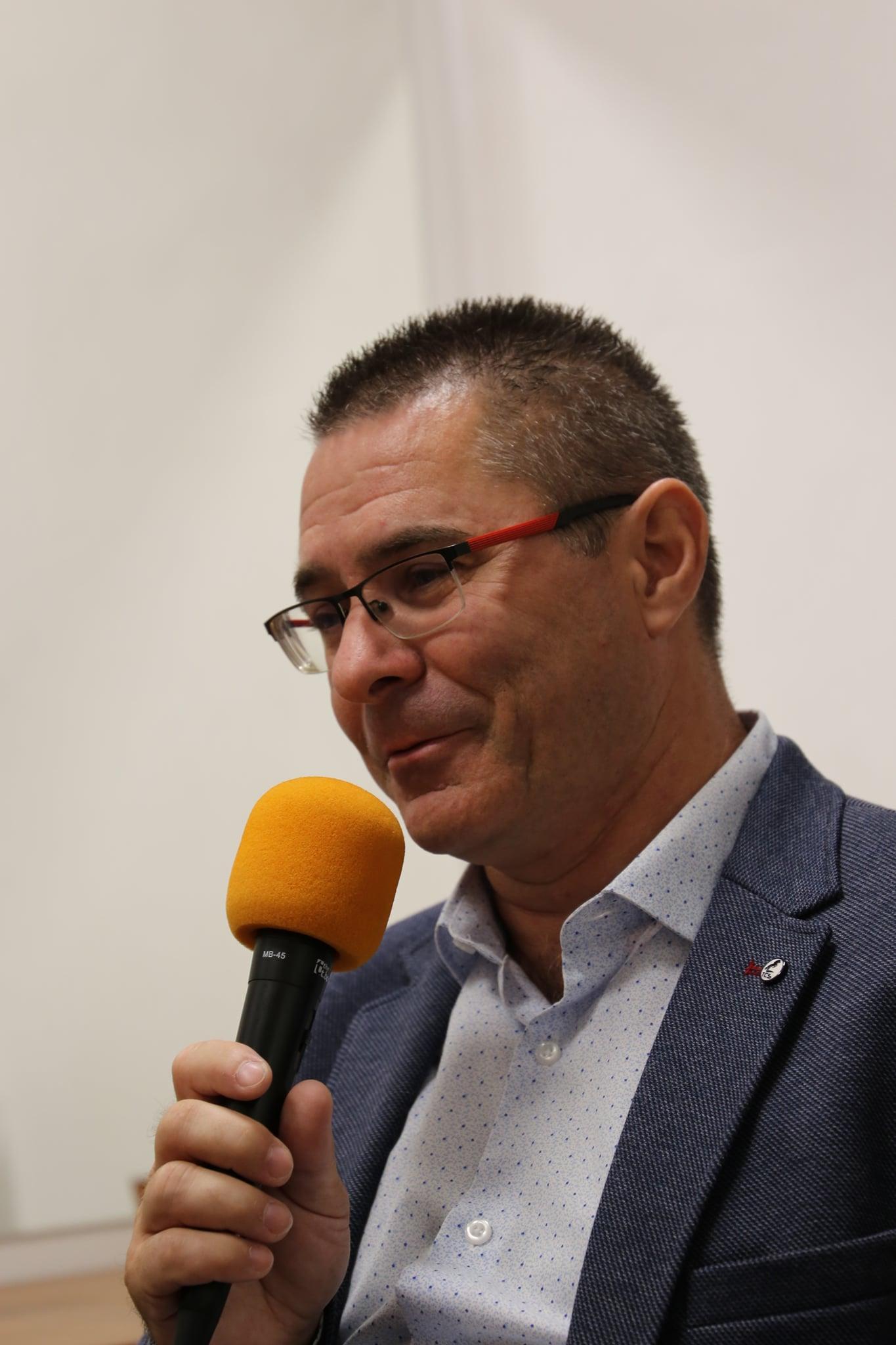 Malinkó Péter alpolgármester